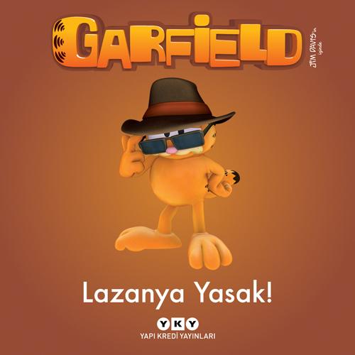 Garfield 6 - Lazanya Yasak