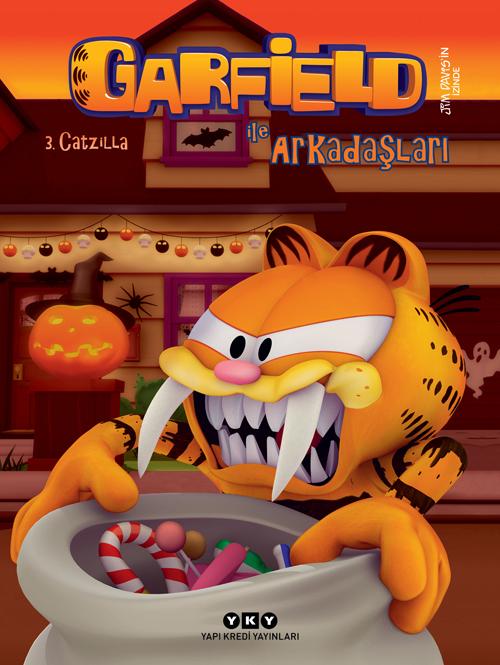 Garfield ile Arkadaşları 3 - Catzilla