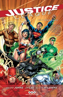 Justice League 1 - Başlangıç