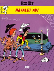 Hayalet Avı - Red Kit 43