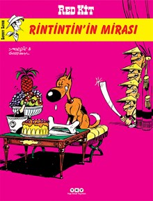 Rintintin'in Mirası - Red Kit 72