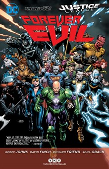 Justice League Forever Evil: Daima Kötülük