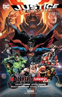 Justice League 8 - Darkseid Savaşı Bölüm 2