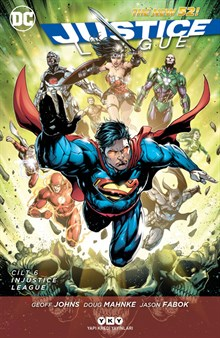 Justice League 6 - Injustice League
