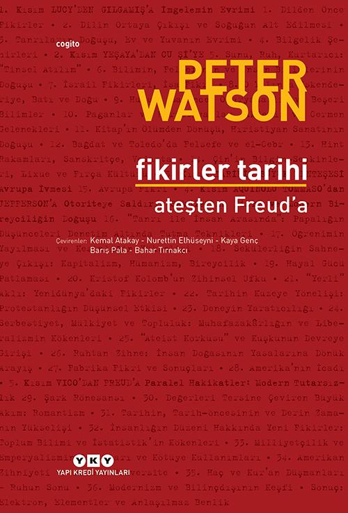 Fikirler Tarihi - Ateşten Freud'a