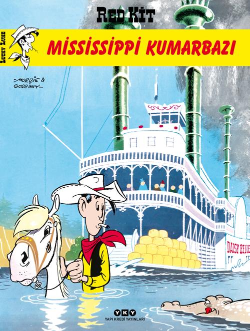 Mississippi Kumarbazı - Red Kit 19