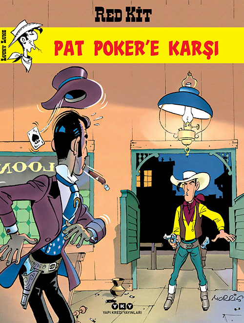 Pat Poker'e Karşı - Red Kit 6