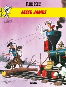 Jesse James - Red Kit 25