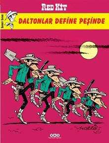 Daltonlar Define Peşinde - Red Kit 74