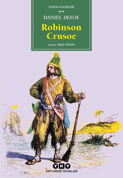 Robinson Crusoe (küçük boy)