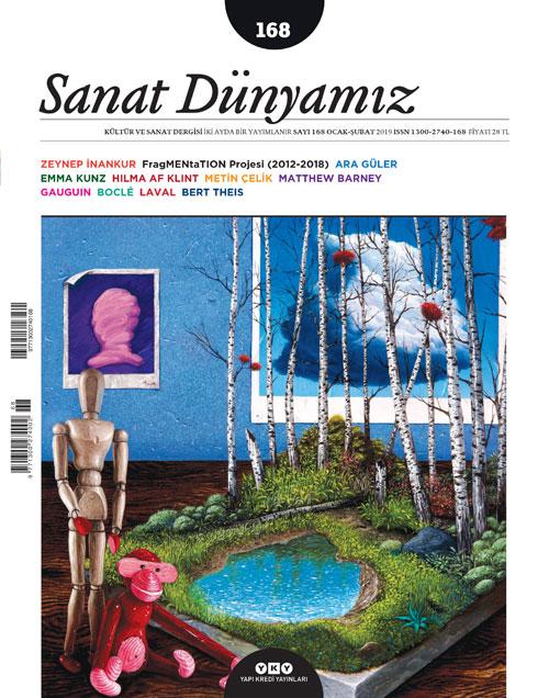 Sanat Dünyamiz 45. Yayın Yılına Girdi