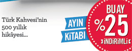 Haziran Ayı Kitabı: Türk Kahvesi