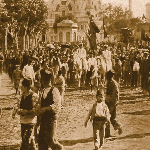 II. Meşrutiyetin İlk Yılı