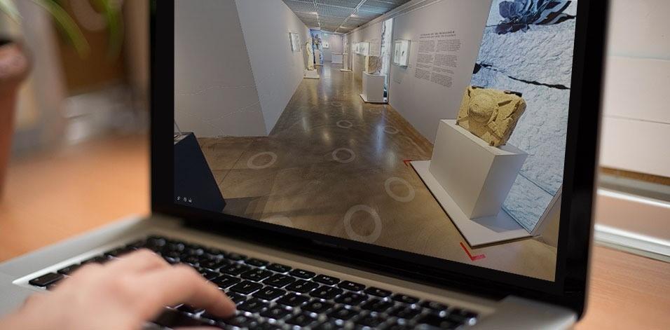 Yapı Kredi Kültür Sanat sergilerini 3D tur ile evinizden keşfedin.