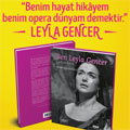 Mart Ayı Kitabı: Ben Leyla Gencer - La Diva Turca