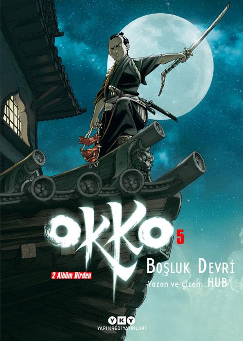 Okko 5 - Boşluk Devri (2 Albüm Birden)
