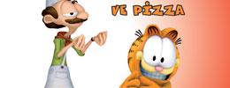 Garfield ile Arkadaşları 11 - Para, Şöhret ve Pizza