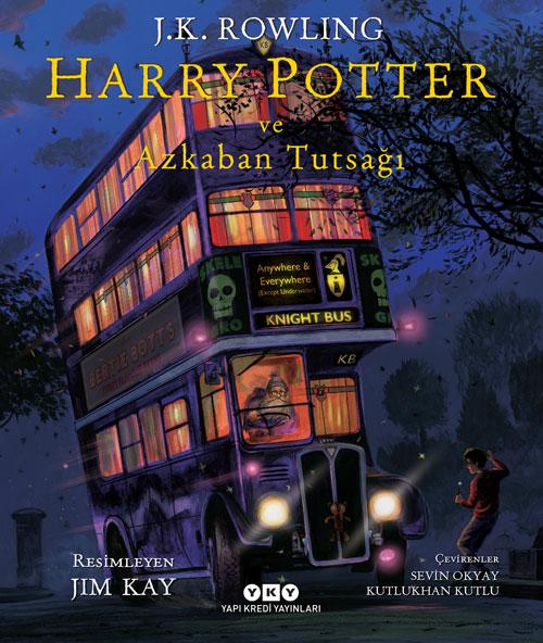 Harry Potter ve Azkaban Tutsağı - 3 (Resimli Özel Baskı)