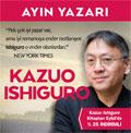 Eylül Ayı Yazarı: Kazuo Ishiguro