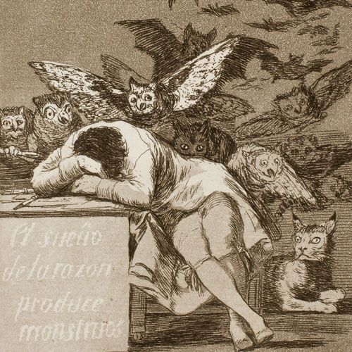 Goya Gravürleri