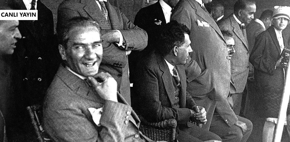 Arşivlerde Atatürk