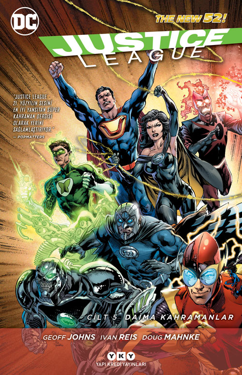 Justice League 5 - Daima Kahramanlar
