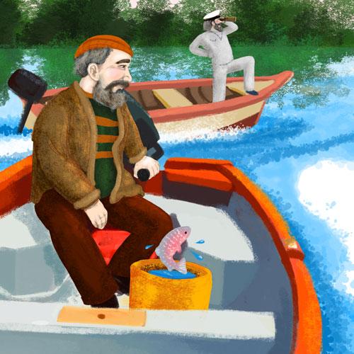 Huysuz Balıkçı