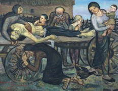İbrahim Balaban (1921-), Vendetta, My Father-the Victim, 1950