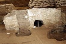 Çatalhöyük kazı alanından bir görünüm
