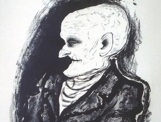 Yaşlı Adam / Greis, 1923