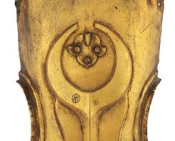 Champron (Horse's Head Guard)