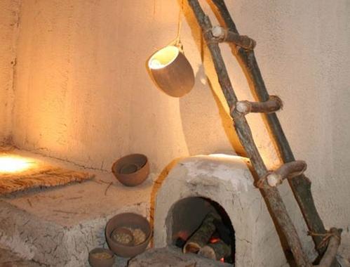 Çatalhöyük evi