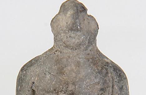 Kil Figürin, Neolitik Dönem, Konya Arkeoloji Müzesi