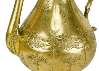 Tombak İbrik - Topkapı Sarayı Müzesi