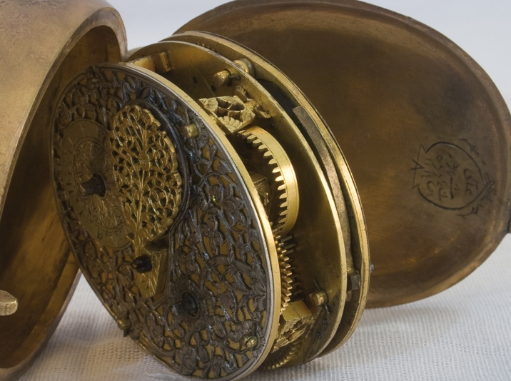 Şeyh Dede yapımı Türk saati, Topkapı Sarayı Koleksiyonu