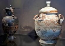 Hellenistik döneme tarihlenen ve Sardeis kazılarında ele geçmiş çömlekler