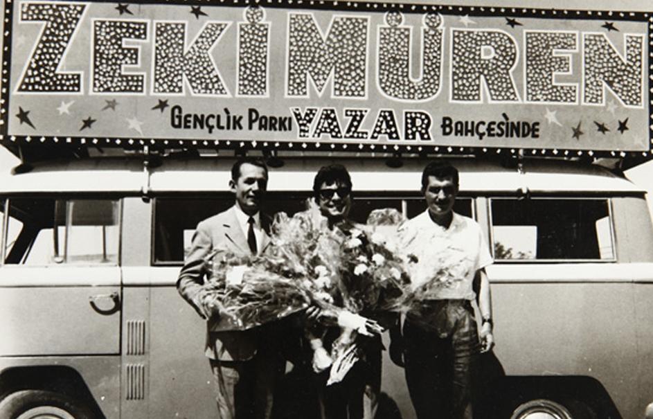 Here I Am: Zeki Müren