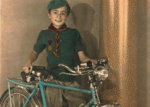 Bisikletiyle