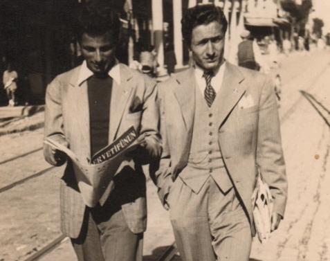 His debut in the world of literature was in the Servetifünun-Uyanış magazine.