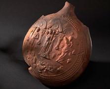 Seramik, Sagalassos üretimi. Geç Roma İmparatorluğu Dönemi, MS 5. yüzyıl.