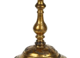 Tombak Şamdan - Yapı Kredi Müzesi Koleksiyonu
