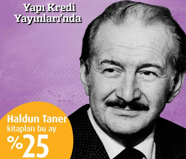 Ocak Ayı Yazarı: Haldun Taner