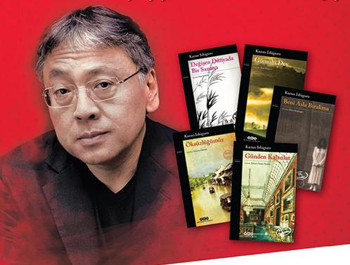 Ocak Ayı Yazarı: Kazuo Ishiguro
