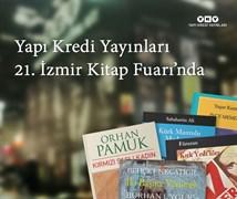Yapı Kredi Yayınları İzmir Kitap Fuarı'nda!