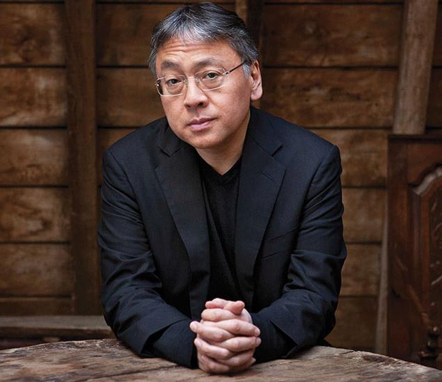 2017 Nobel Edebiyat Ödülü Kazuo Ishiguro'nun!
