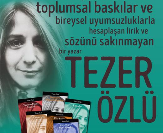 Mayıs Ayı Yazarı: Tezer Özlü