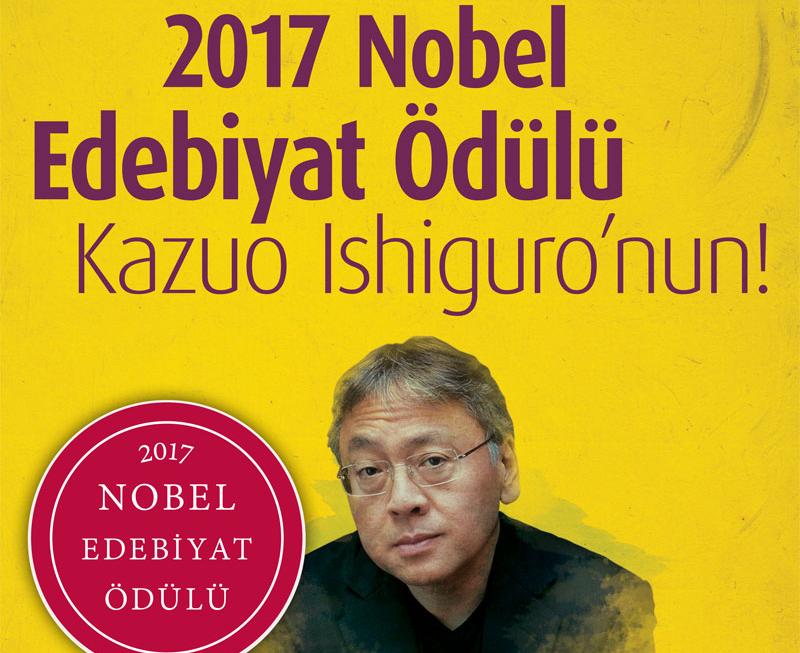 Kasım Ayı Yazarı: Kazuo Ishiguro