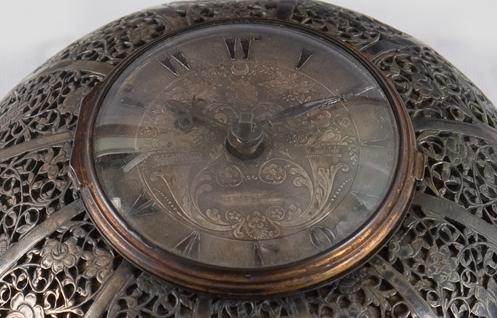 Mustafa Aksarayi yapımı Türk saati, Topkapı Sarayı Koleksiyonu