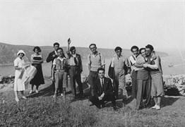 1935, Adana-Mersin-Tarsus inceleme gezisi...