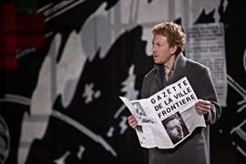 Orhan Pamuk'un Kar romanı Fransa'da tiyatro sahnesinde